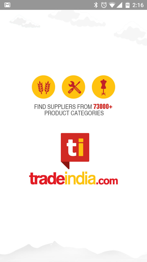 Tradeindia App - screenshot thumbnail