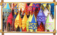 Ornate Lamp Shades
