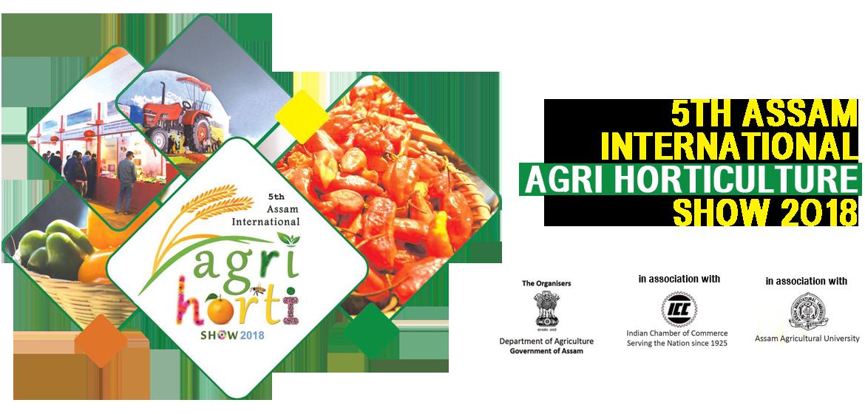 Assam International Agri Horticulture show 2018