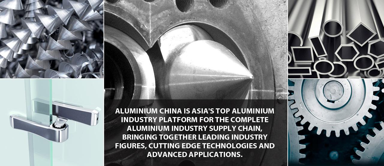 ALUMINIUM CHINA 2018