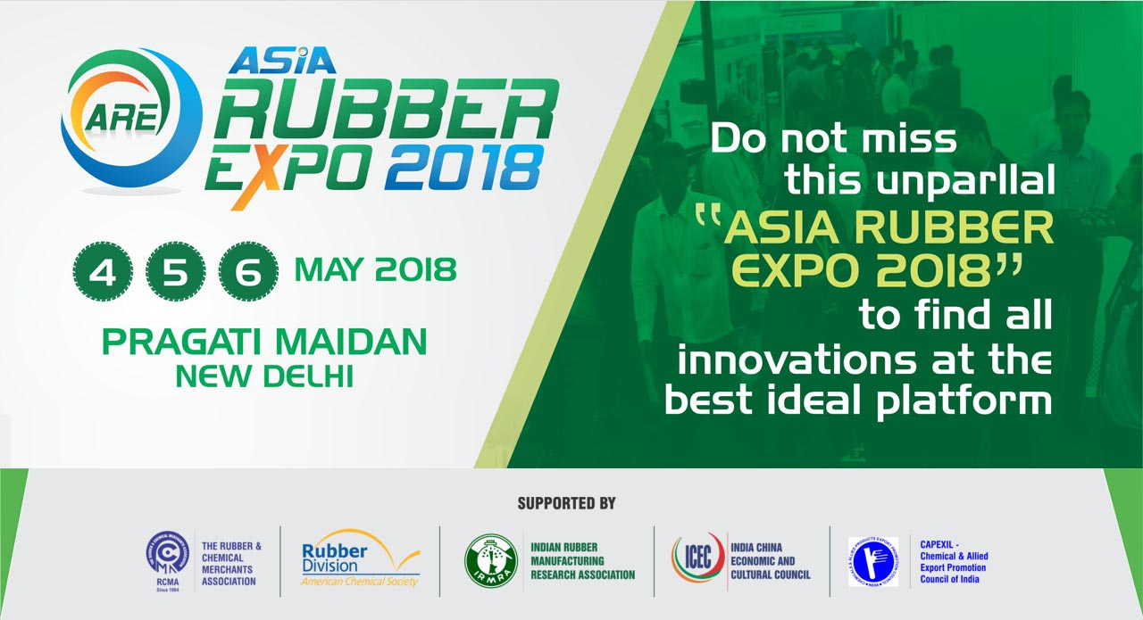 ASIA RUBBER EXPO -2018