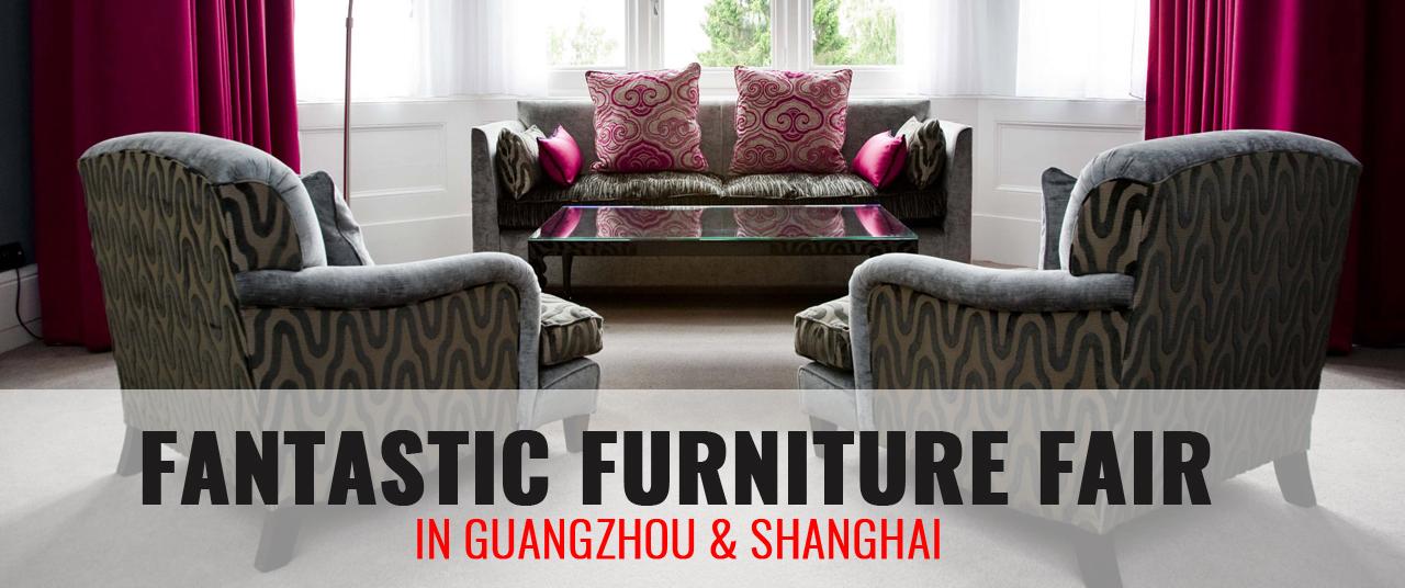China International Furniture Fair Guangzhou, 2016