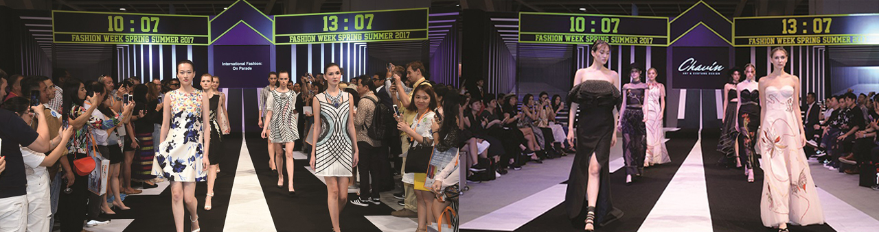Hong Kong Fashion Week Spring/Summer 2018