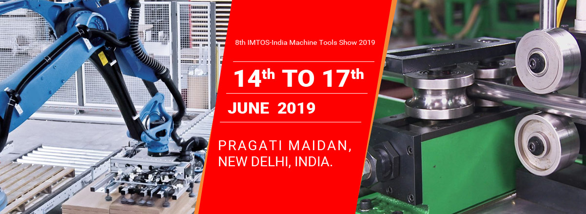India Machine Tools Show 2019