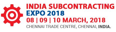 INDIA SUBCONTRACTING EXPO 2018