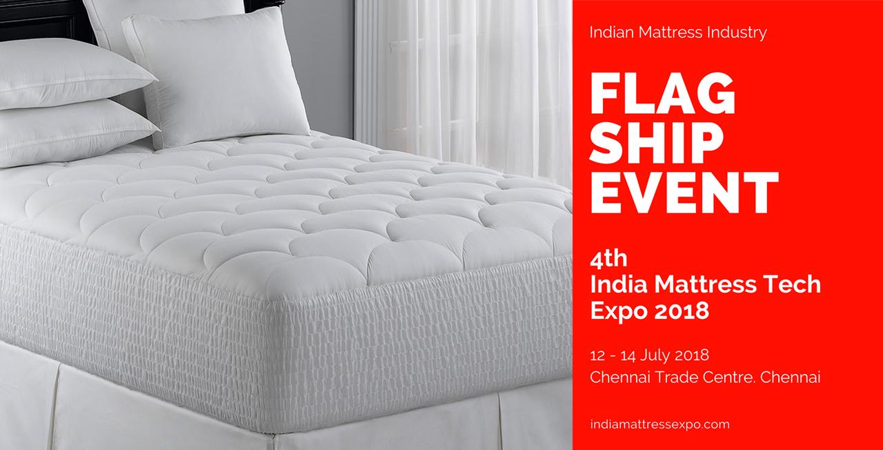 India Mattresstech Expo 2018