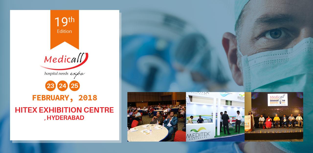 Medicall Hyderabad 2018