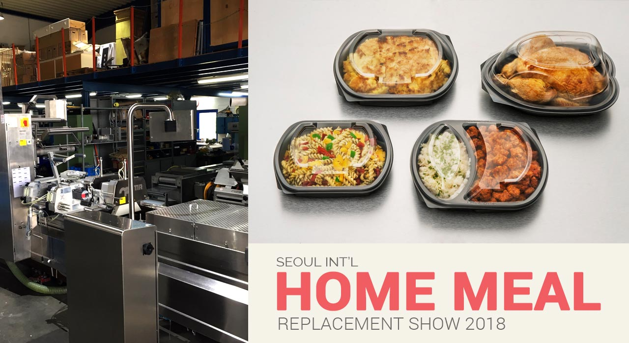 Seoul Int'l Home Meal Replacement Show 2018