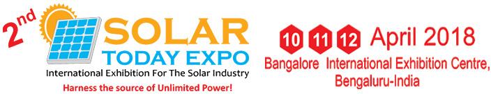 Solar Today Expo 2017