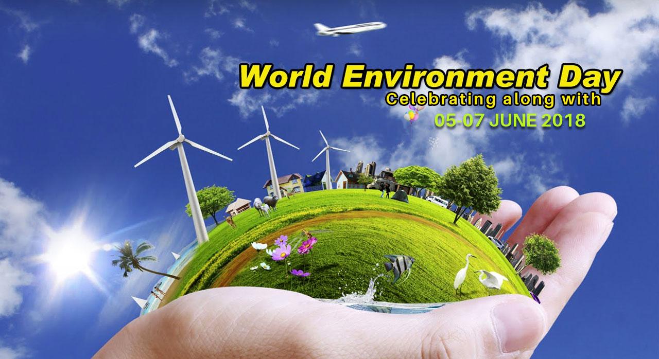 WORLD ENVIRONMENT EXPO 2018