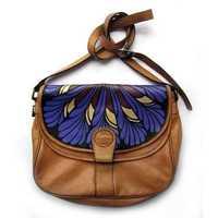 Hand painted handbags
