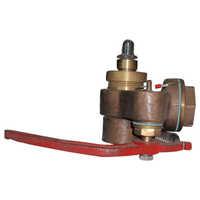 Self closing valve