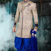 Silk Sherwani