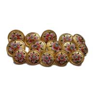 Sherwani buttons