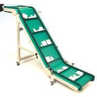 High Angle Conveyors