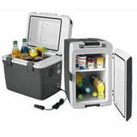 Portable mini fridge