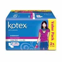 Kotex sanitary pads