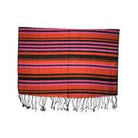 Striped shawls