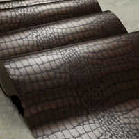 Leather textured paper