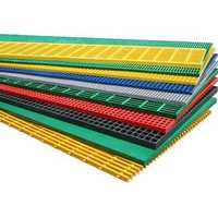 Pultruded frp grating