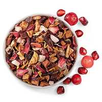 Pomegranate herbal tea