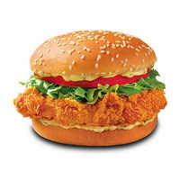Burger patty