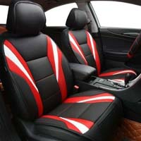 Designer car seat cover
