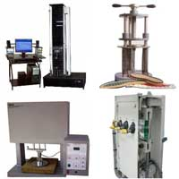 Foam testing equipment