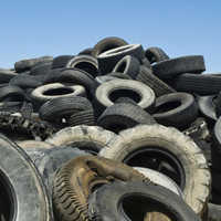 Tire Rubber Scrap
