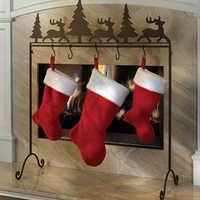 Stocking holder