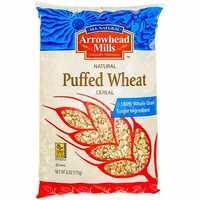 Puffed wheat