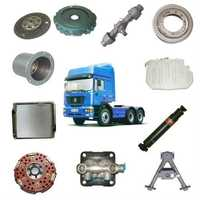 Heavy duty truck part