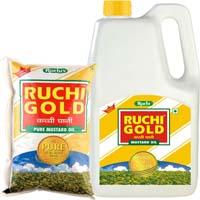 Ruchi gold mustard oil