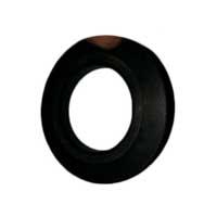 Rubber valve seal