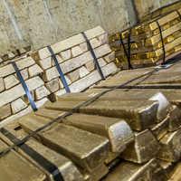Copper alloy ingot