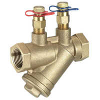 Automatic balancing valve