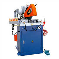 Aluminum pipe machine