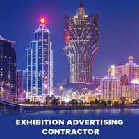 Exhibition advertising contractor