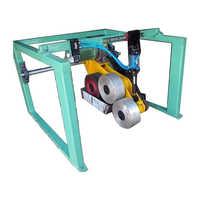 Tube printing machine