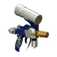 Powder spray gun