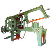 Power hacksaw machine