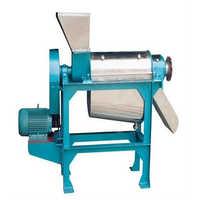 Coffee pulper machine