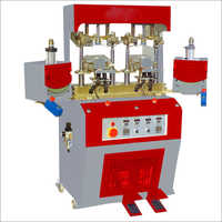Pvc slipper machine
