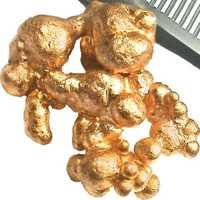 Copper nugget