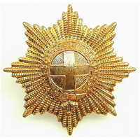 Brass Metal Badge