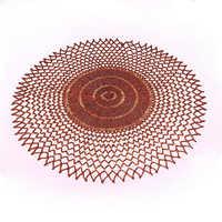 Beaded Table Mat