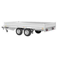 Platform trailer
