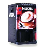 Nescafe Coffee Vending Machine