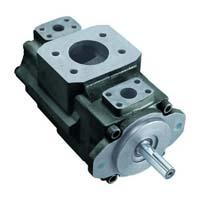 Hydraulic double pump