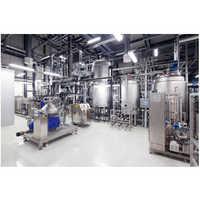 Sugar refinery machinery